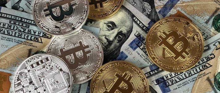 Bitcoin steigt zum ersten Mal seit Mai über 38 tausend €